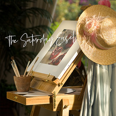The Saturday Easel